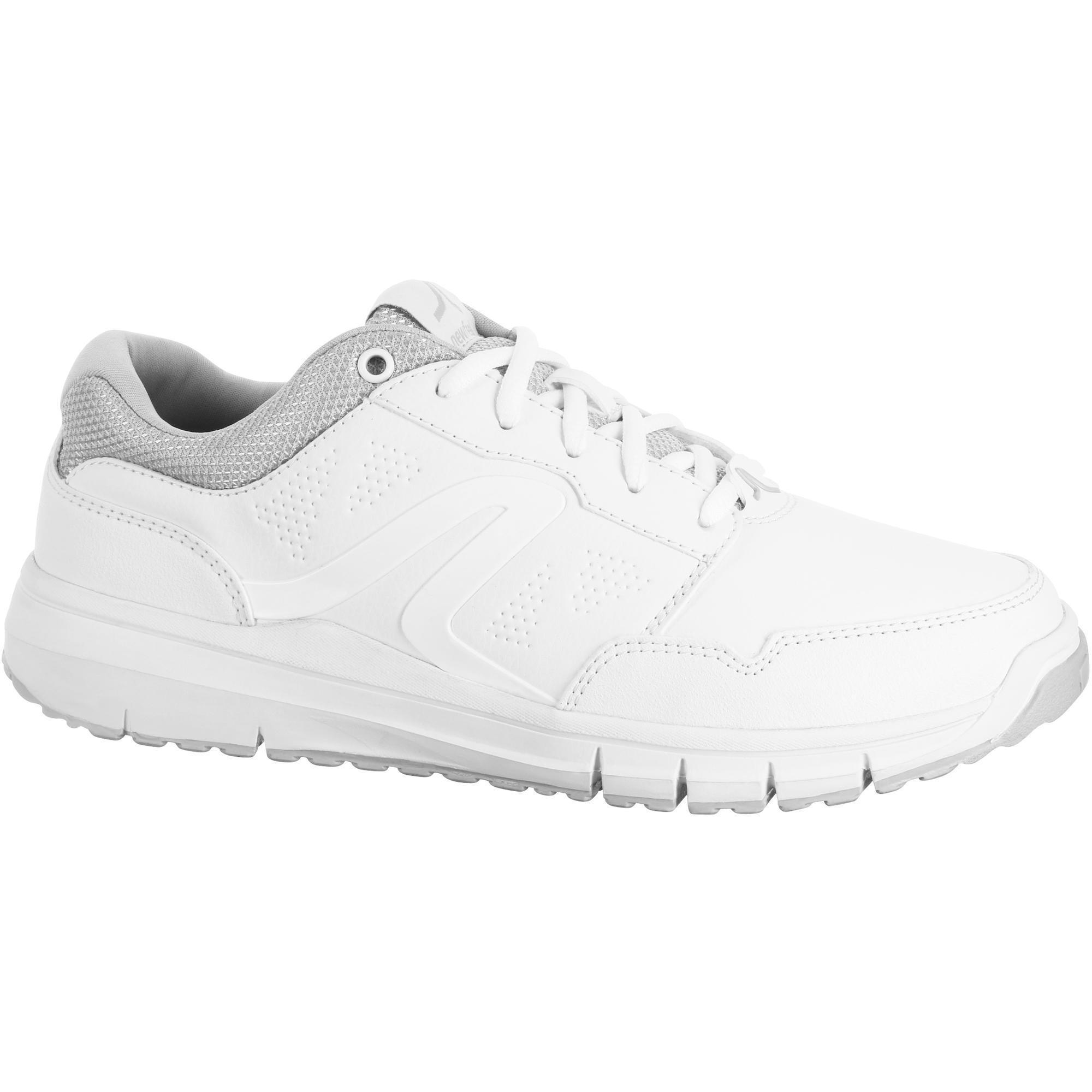 scarpe camminata sportiva donna protect 140 bianche newfeel