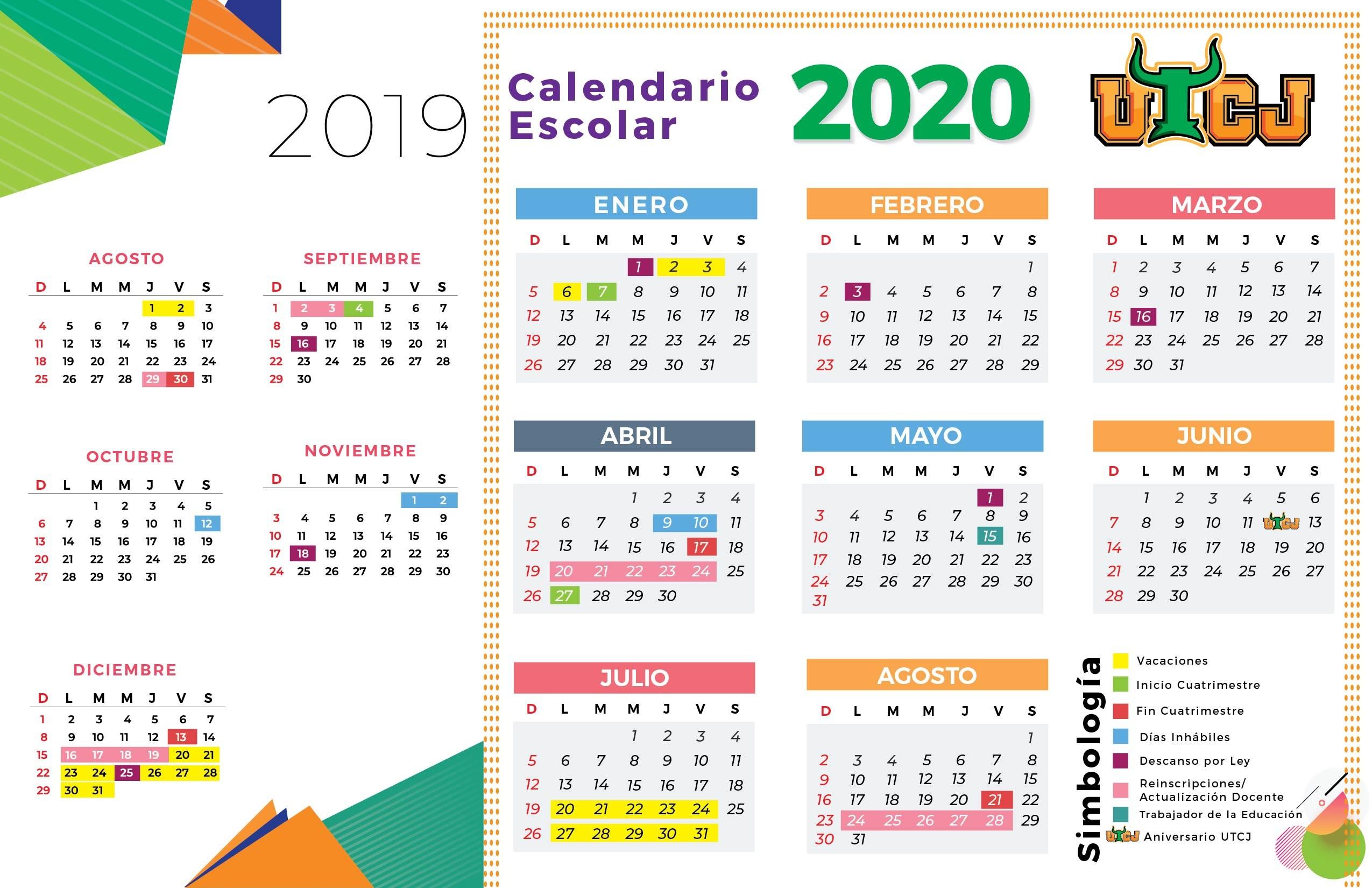calendario final correcciones1julio2019 01