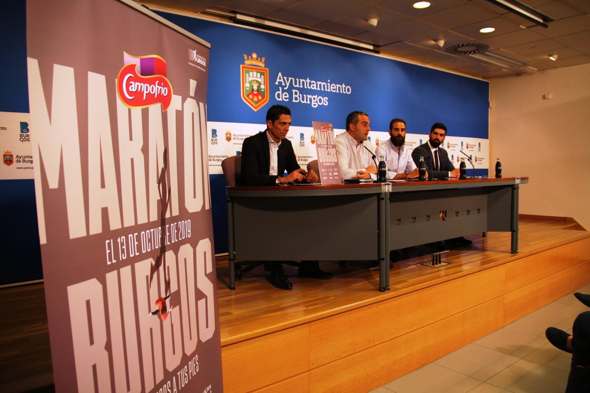 En primer termino Fernando de Santiago Levi Samuel Casado y Marcos Lopez