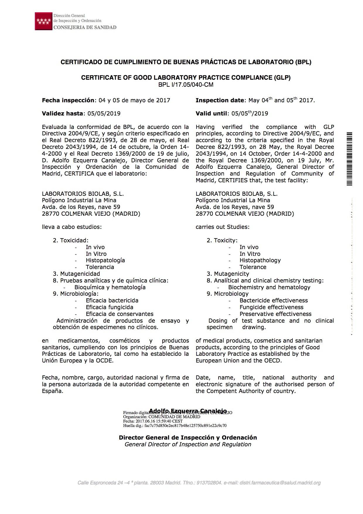 Calendario Laboral 2019 Elche Más Actual Excelente Certificado De Cumplimiento Elaboraci³n Para La