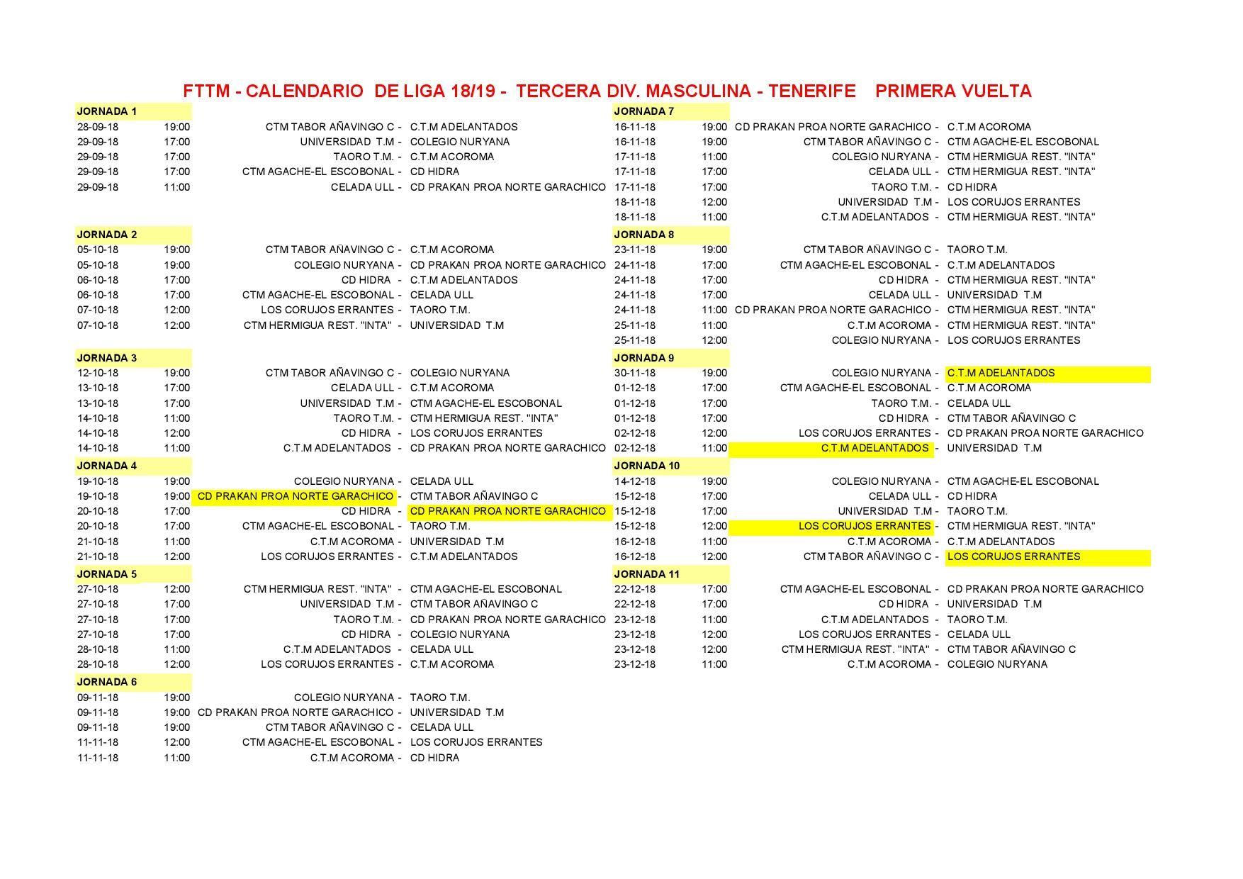 CALENDARIO DEFINITIVO TDM GRUPO TENERIFE 18 19 page 001