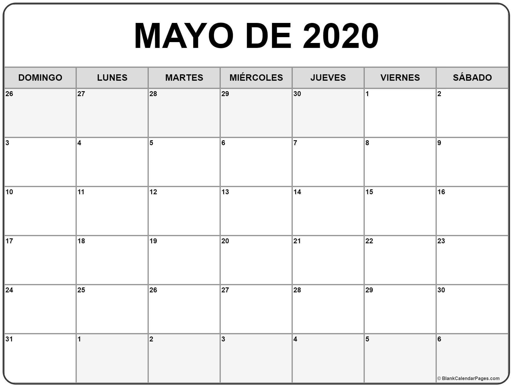 calendarios para imprimir 2017 por meses inspirational mayo de 2020 calendario gratis calendario de of calendarios para imprimir 2017 por meses