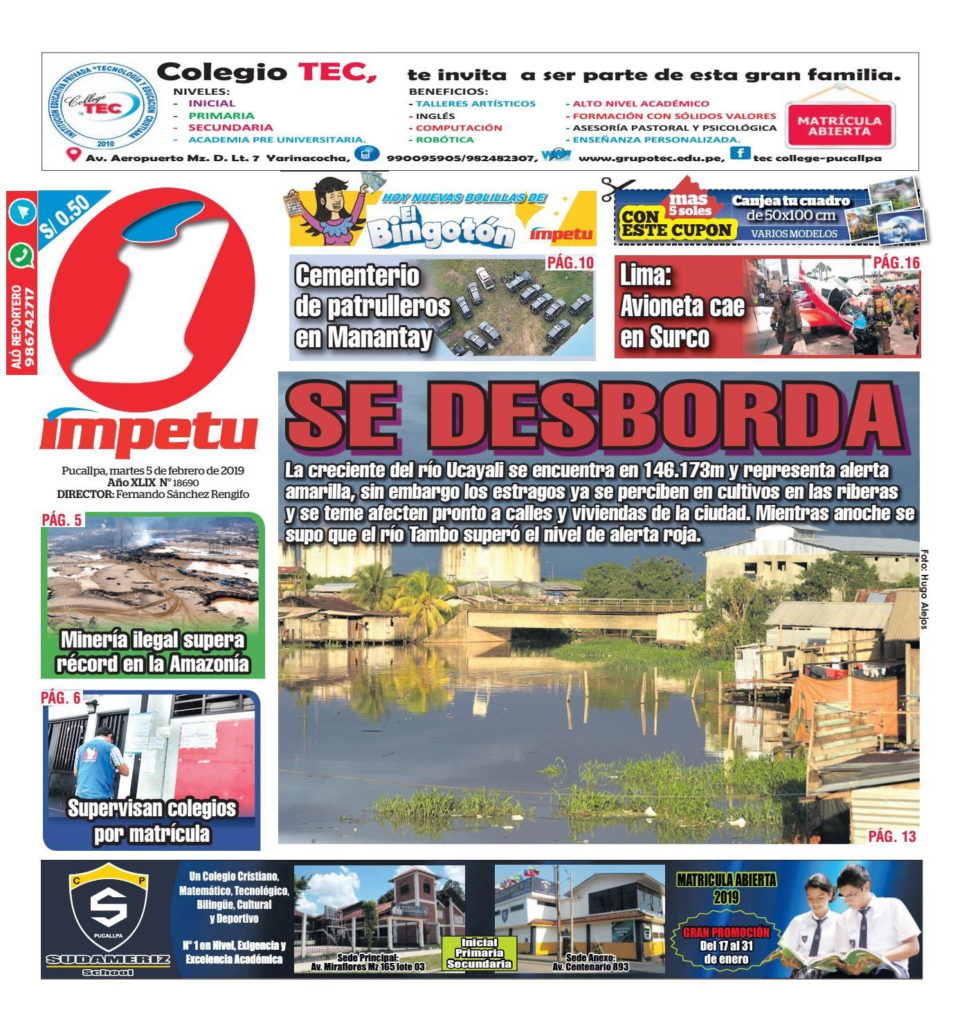 Calendario Mayo 2019 Más Caliente mpetu Pucallpa 5 De Febrero De 2019 by Diario mpetu issuu Of Calendario Mayo 2019 Recientes Galera De Imágenes Aguascalientes En México 2019 – Diablos