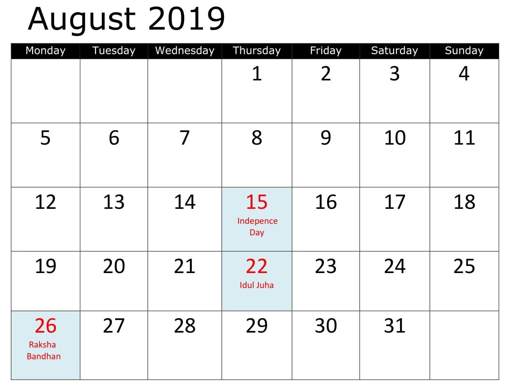 Calendario S.e.p. 2019 Más Arriba-a-fecha Calendar August 2019 with Holidays Excel Of Calendario S.e.p. 2019 Recientes Wall Calendar 2019 2019calendar Printablecalendar