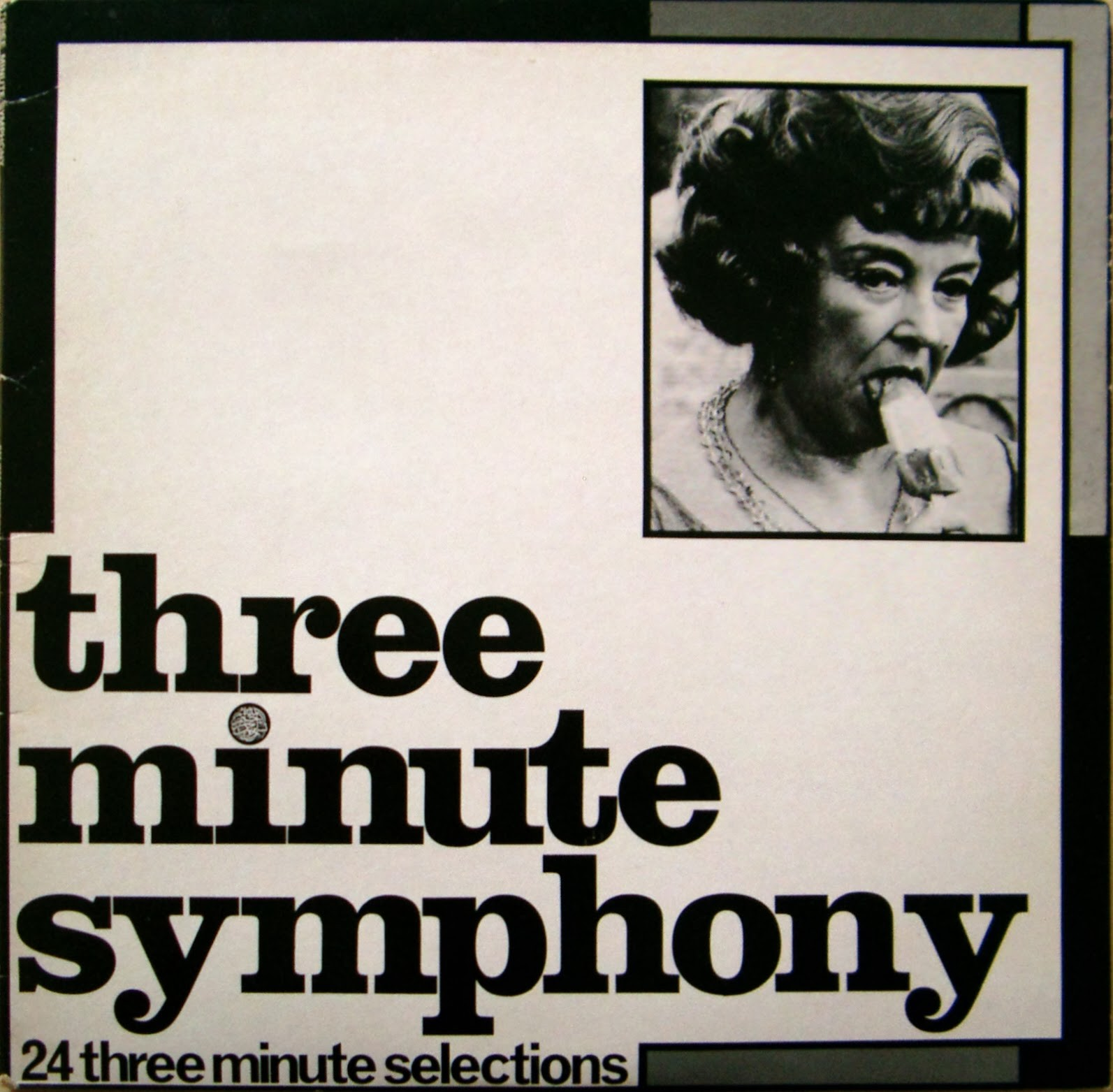 v a three minute symphony front cobe