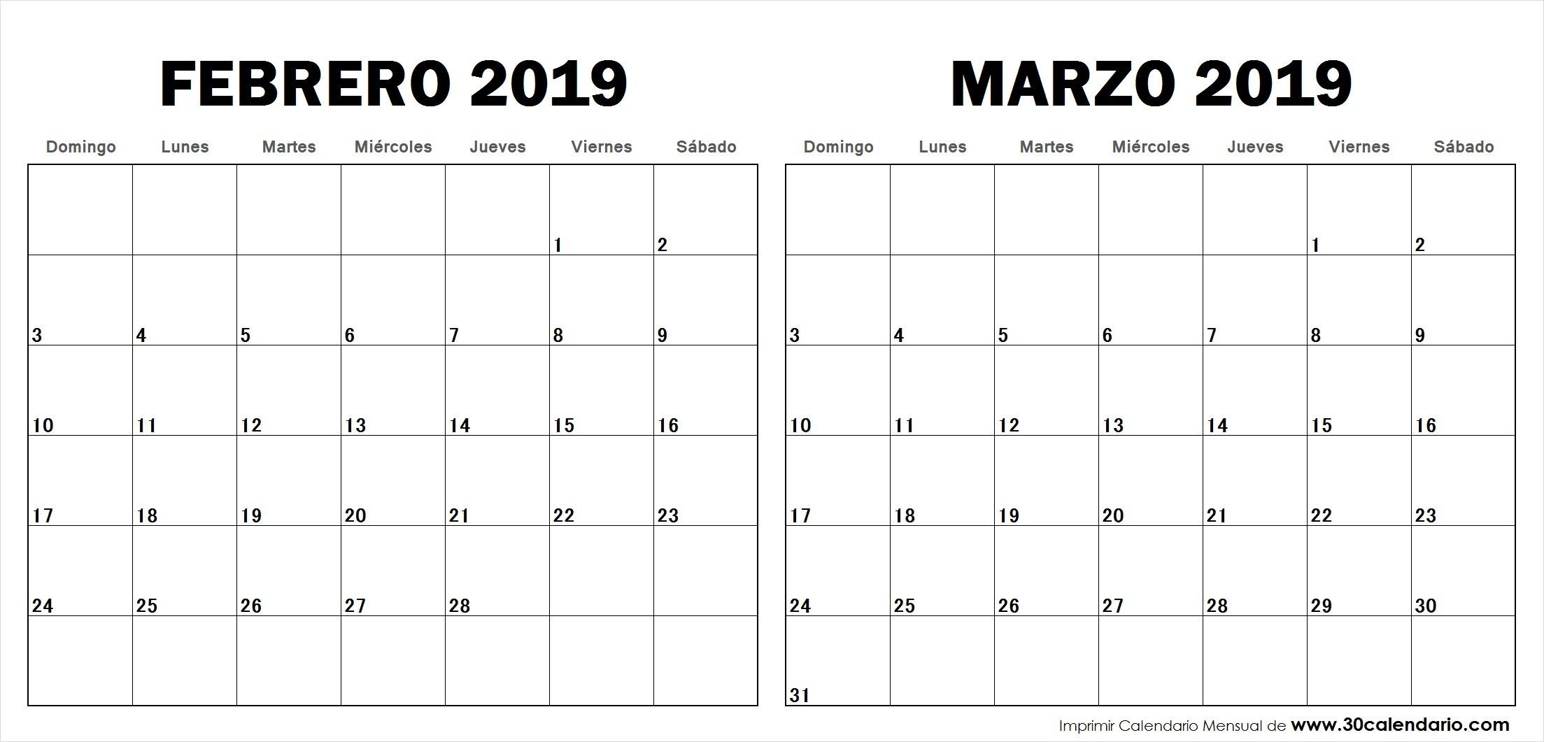 Calendario 2019 Para Imprimir Con Feriados Ecuador Más Reciente Calendario Marzo 2019 Modelo Best Reviews 2019 Newletterjdi