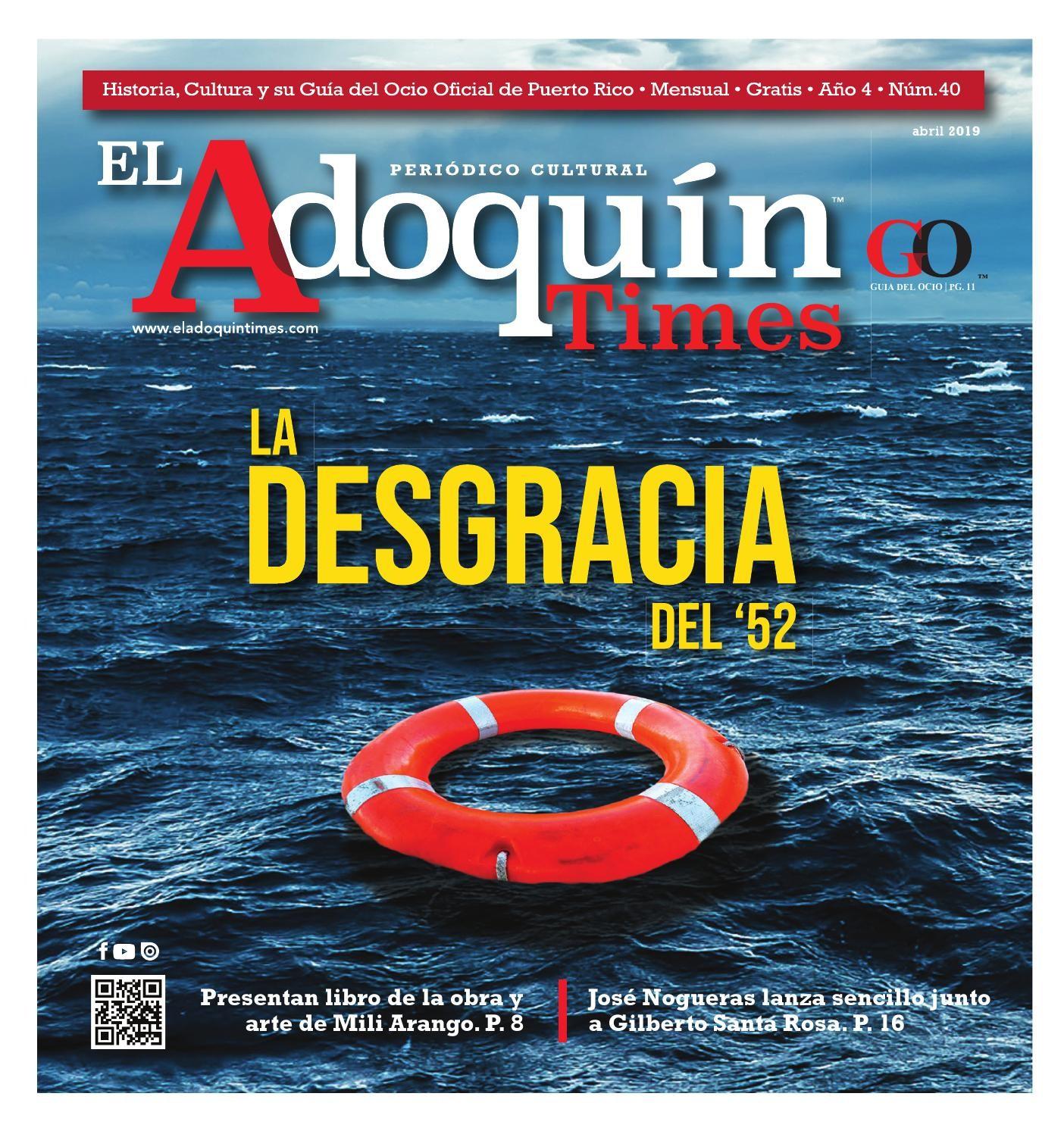 El Adoqun Times A±o 4 Nºmero 40 by El Adoqun Times issuu