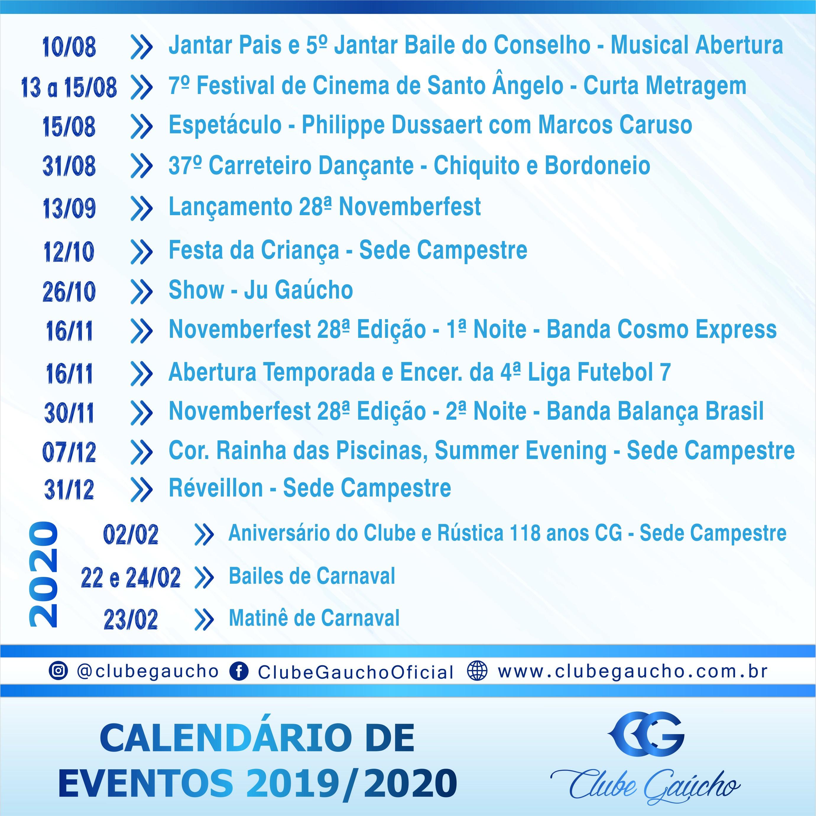 calendario eventos face 1