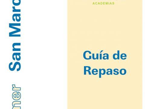 Calendario 2020 Con Feriados Uruguay Actual Calaméo Rm Repaso Pamer 2015 San Marcos Con Clave