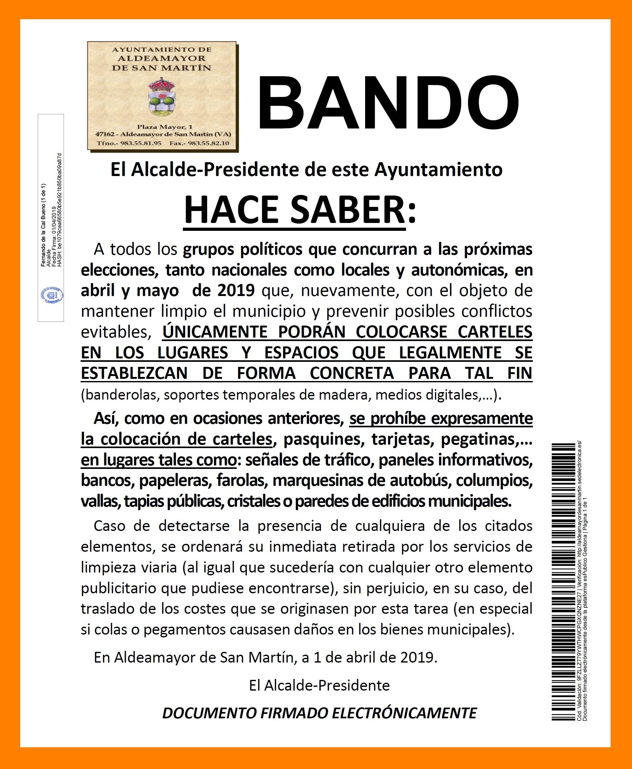Bando propaganda electoral Abril 2019 Firmado