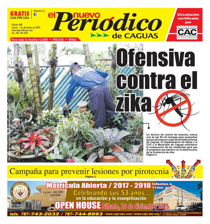 El Nuevo Peri³dico 403 by El Nuevo Periodico de Caguas issuu