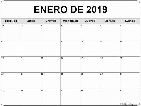 Calendario 2020 Festivos Más Actual Es Decir Calendario 2019 Mexico Pdf