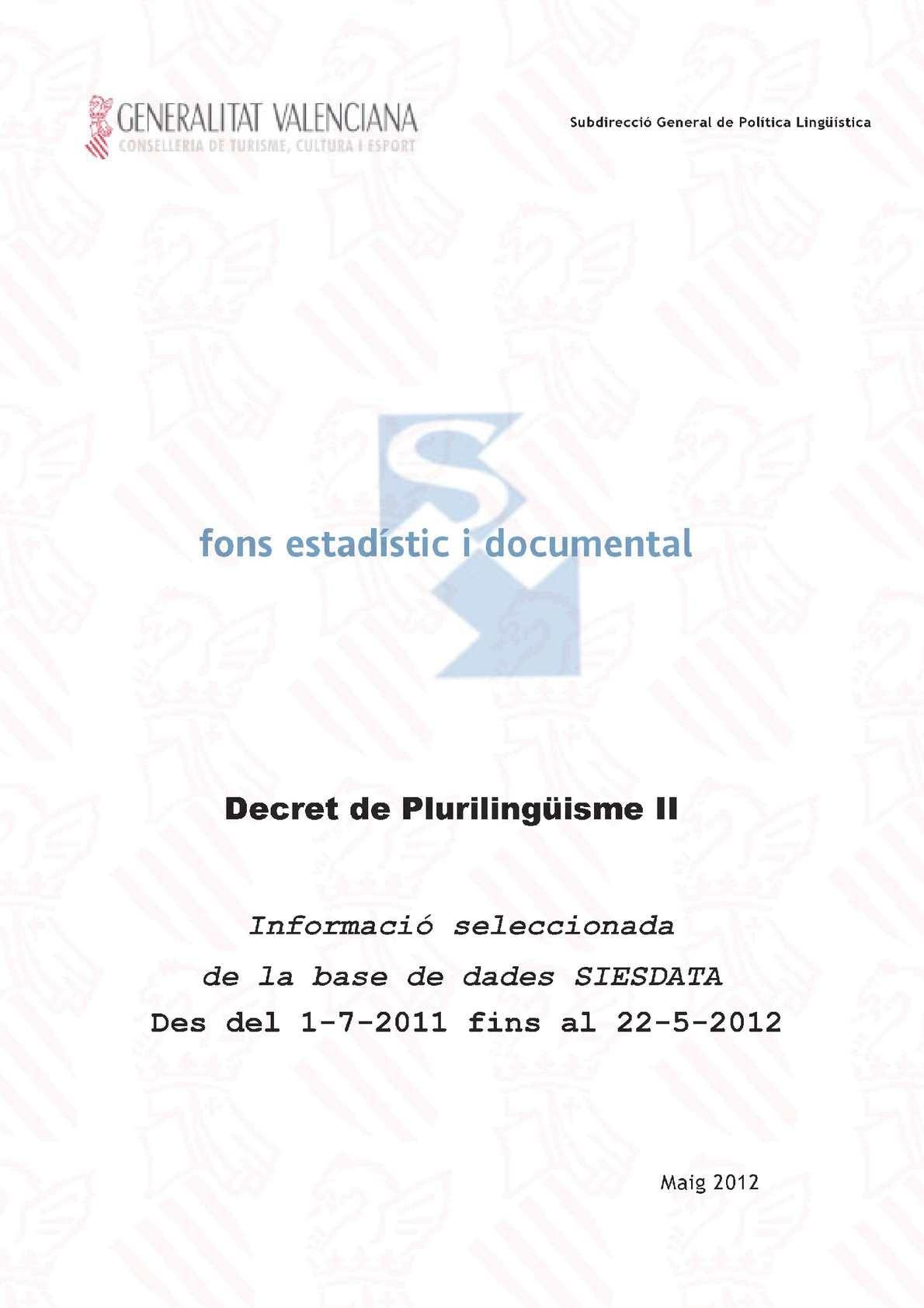 Calendario 2020 Generalitat De Catalunya Más Recientes Calaméo Decret De Plurilingüisme Ii Of Calendario 2020 Generalitat De Catalunya Más Recientemente Liberado Mrw Falset