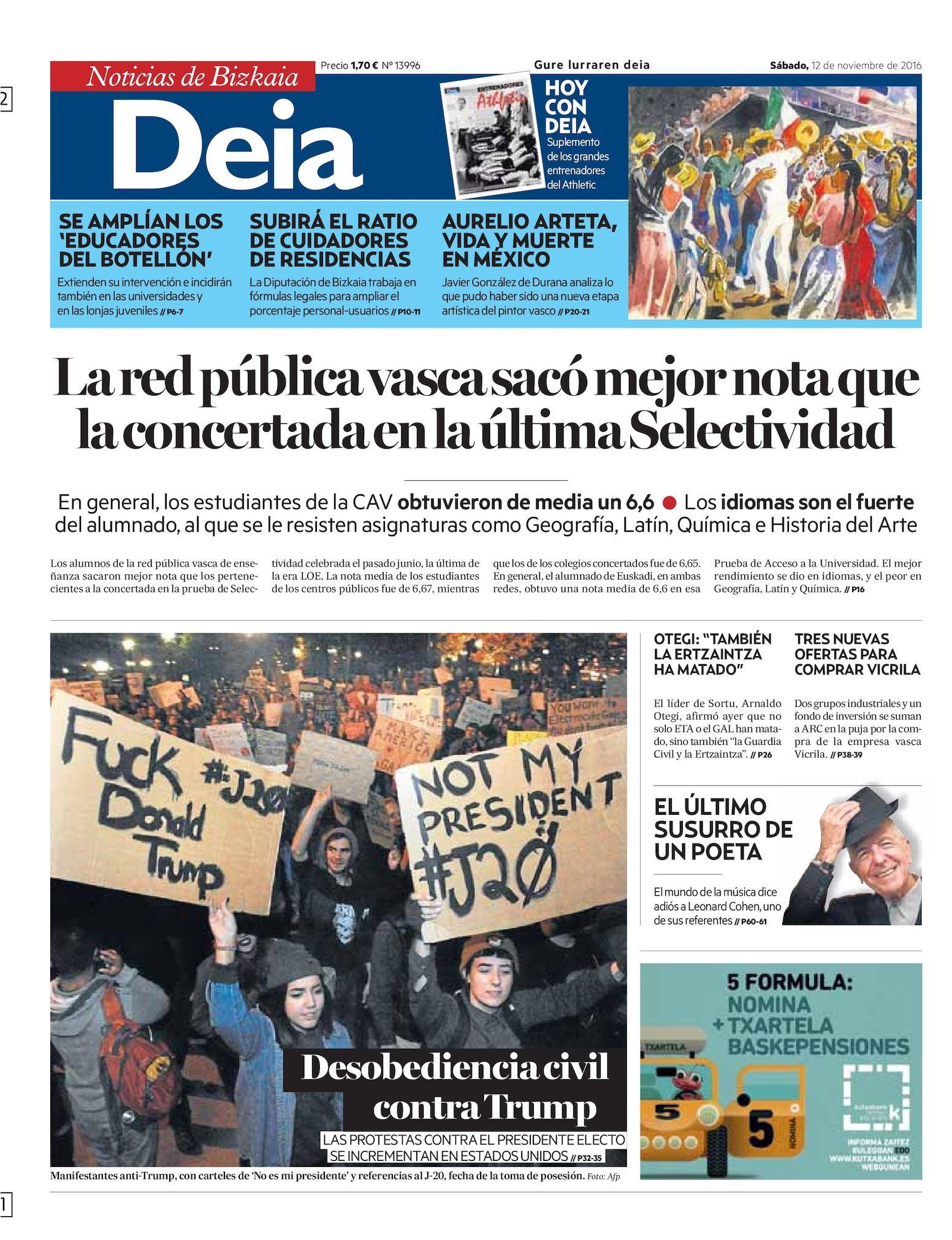 Calendario 2020 Generalitat De Catalunya Mejores Y Más Novedosos Calaméo Deia Of Calendario 2020 Generalitat De Catalunya Más Recientemente Liberado Mrw Falset