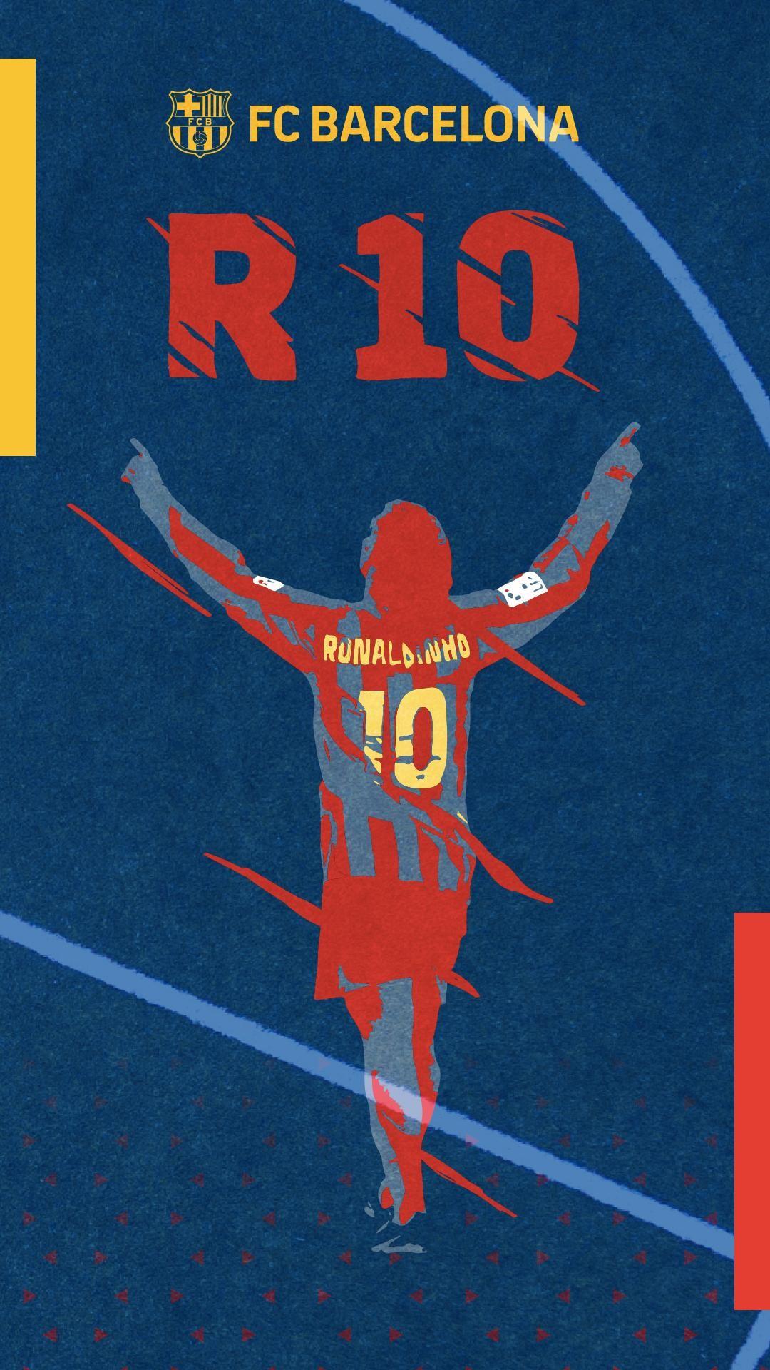 Ronaldinho mobile