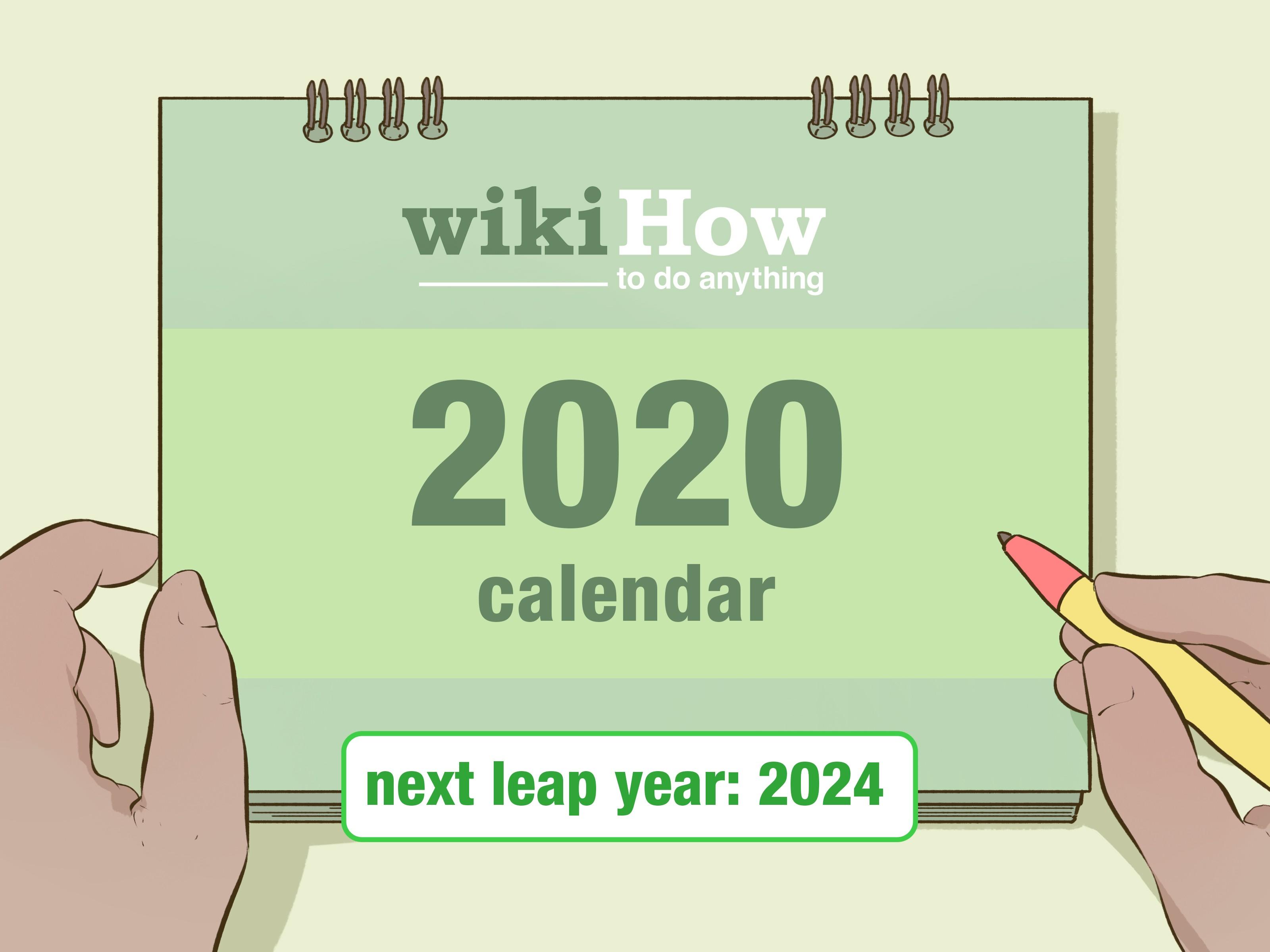 Calendario 2020 Mes De Febrero Más Recientes C³mo Calcular Los A±os Bisiestos 7 Pasos Con Fotos Of Calendario 2020 Mes De Febrero Más Arriba-a-fecha Descargar Cuadrante Mensual De Horas Trabajadas 2019