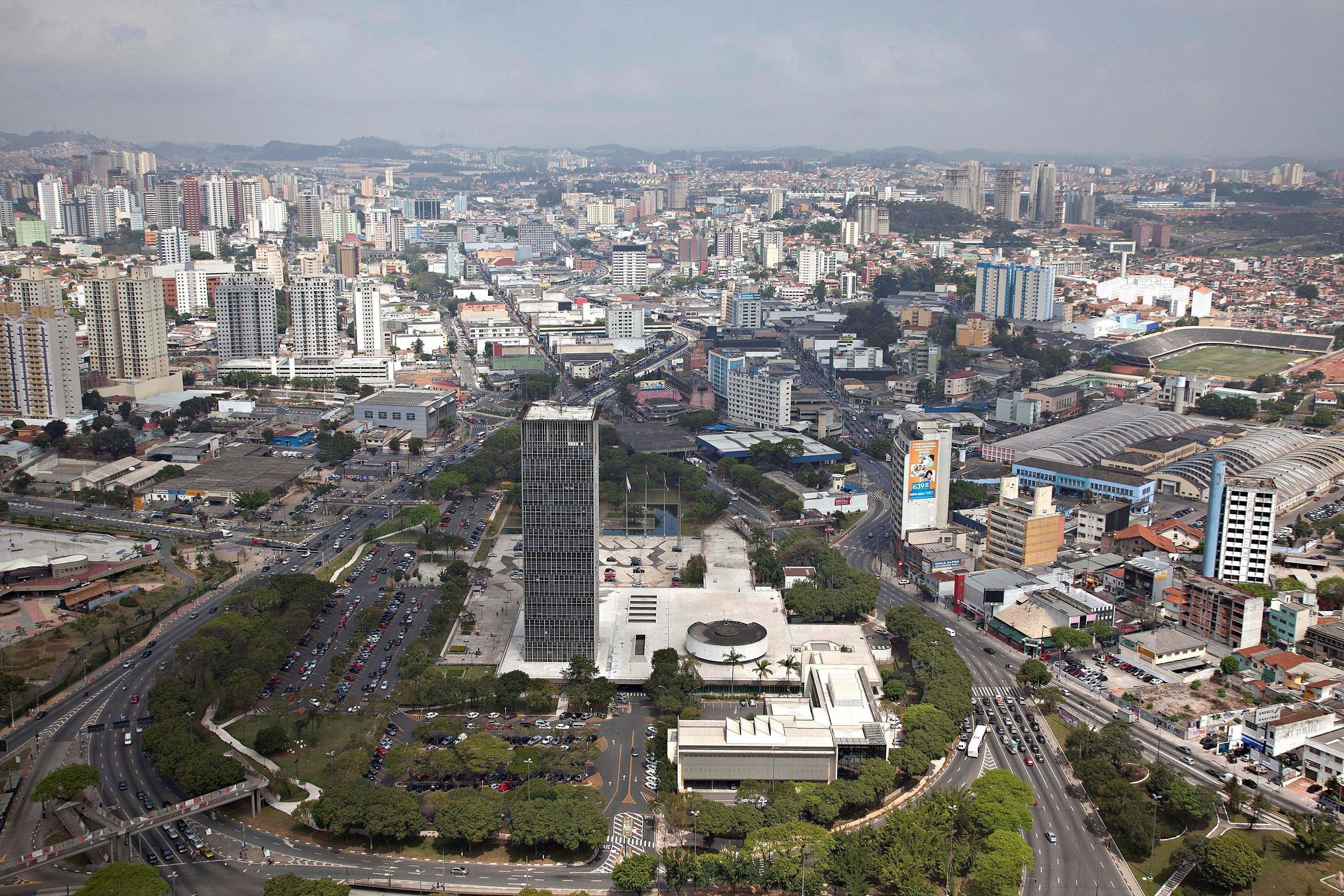 Visão Panorâmica de São Bernardo do Campo