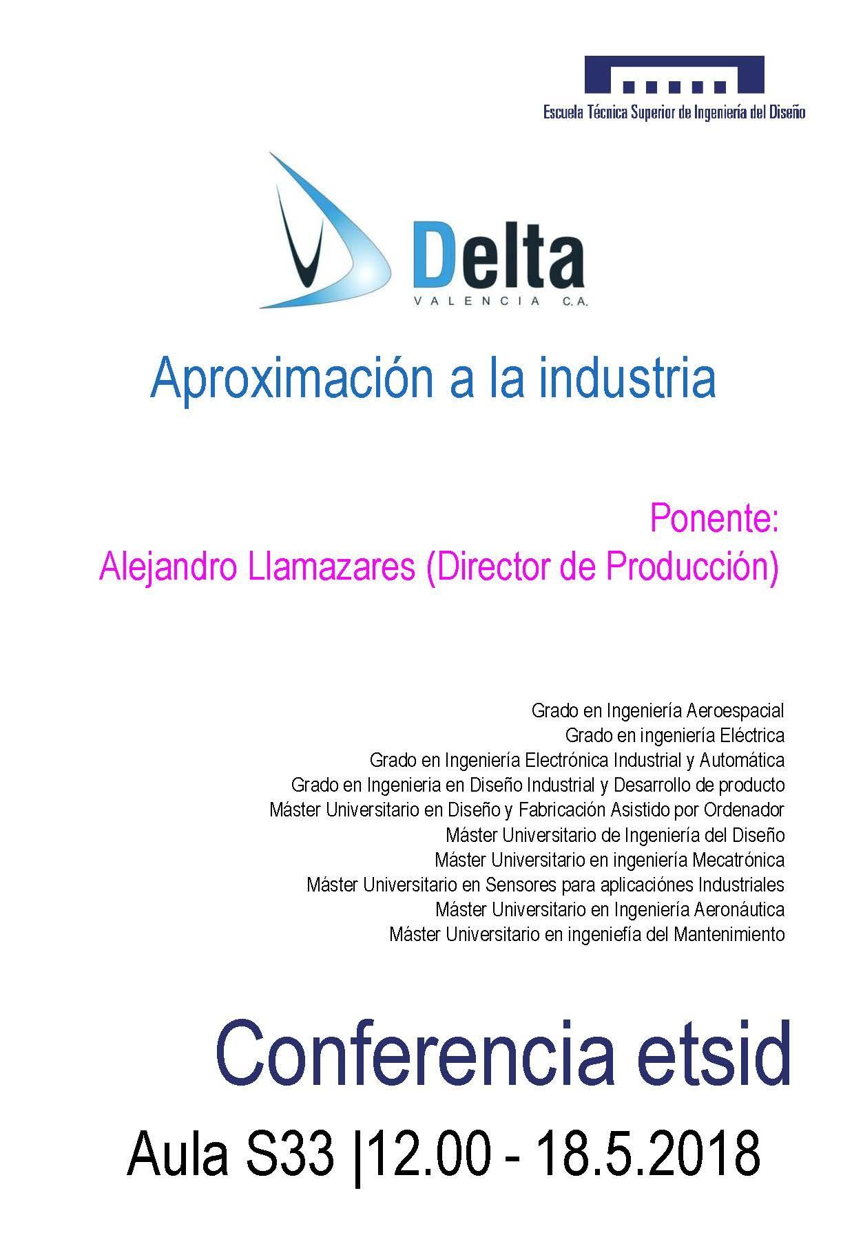 Delta Valencia 18 5