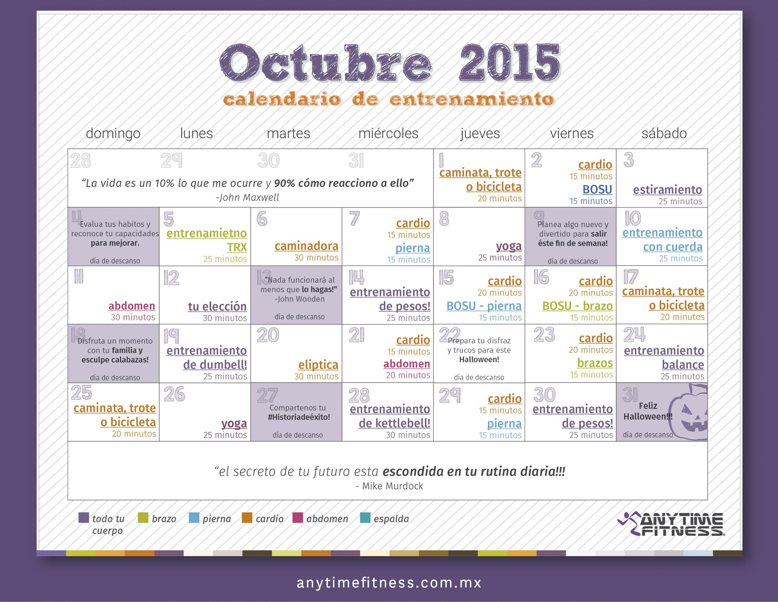 octubre calendario2015 2