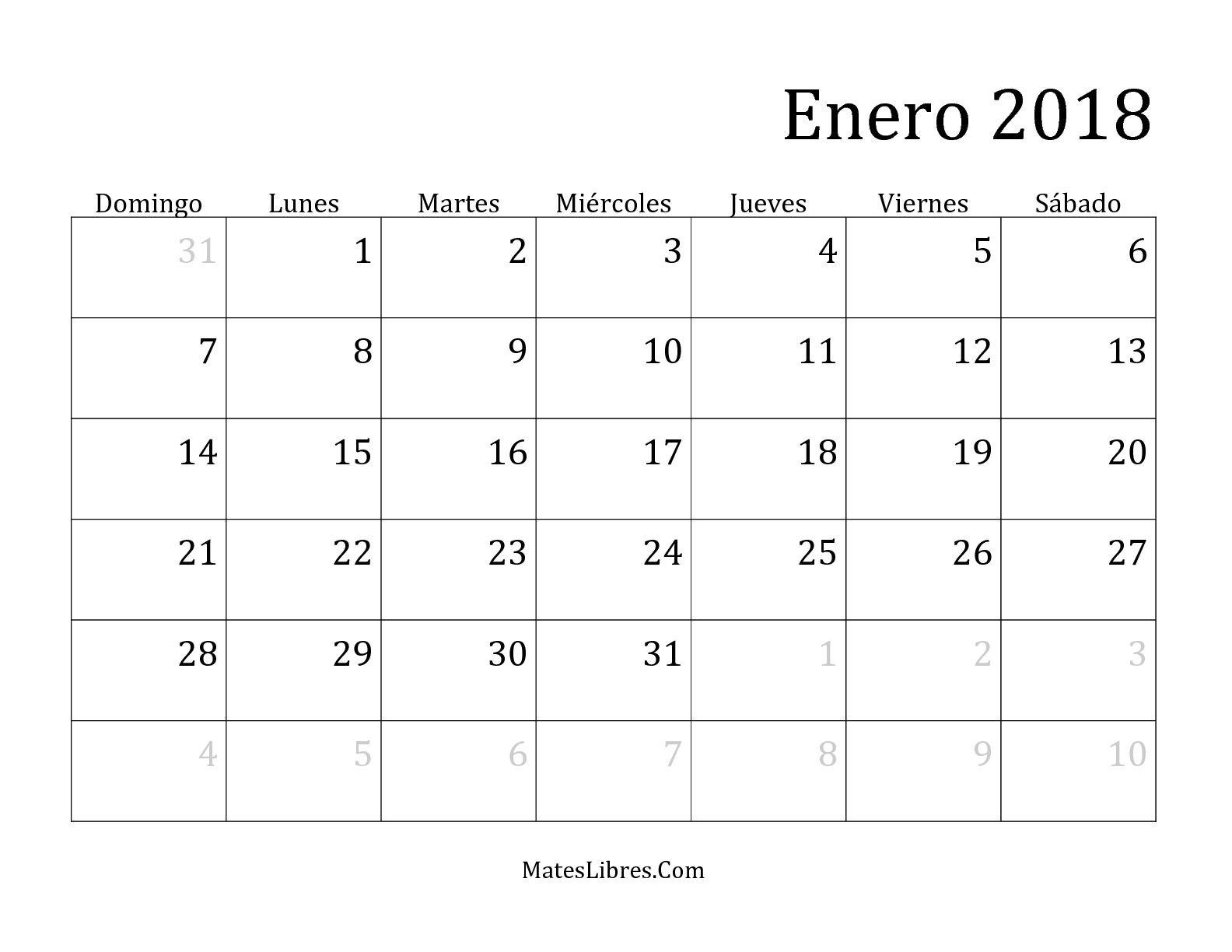 Calendario Abril 2019 Colombia Para Imprimir Actual Calendario Enero – Frases E Mensagens