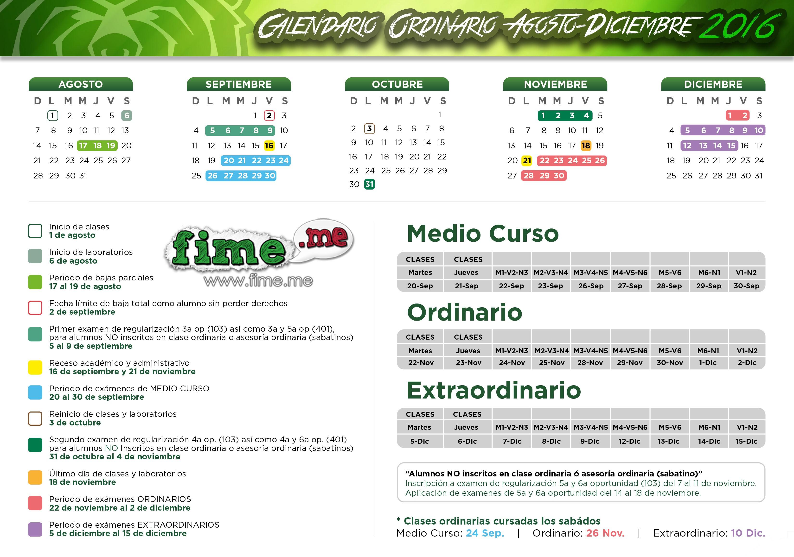calendario fime 2016 d74lbje zyelCI