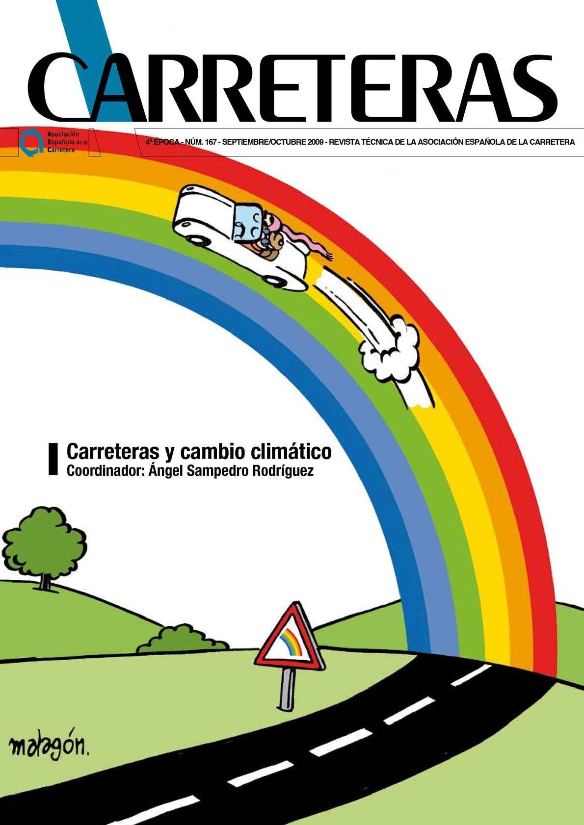Calaméo Carreteras nºm 167 Carreteras y Cambio Climático