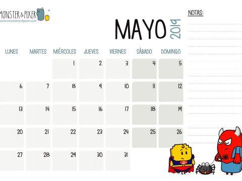 Calendario Febrero 2020 Venezuela Actual Calendario Mayo2019