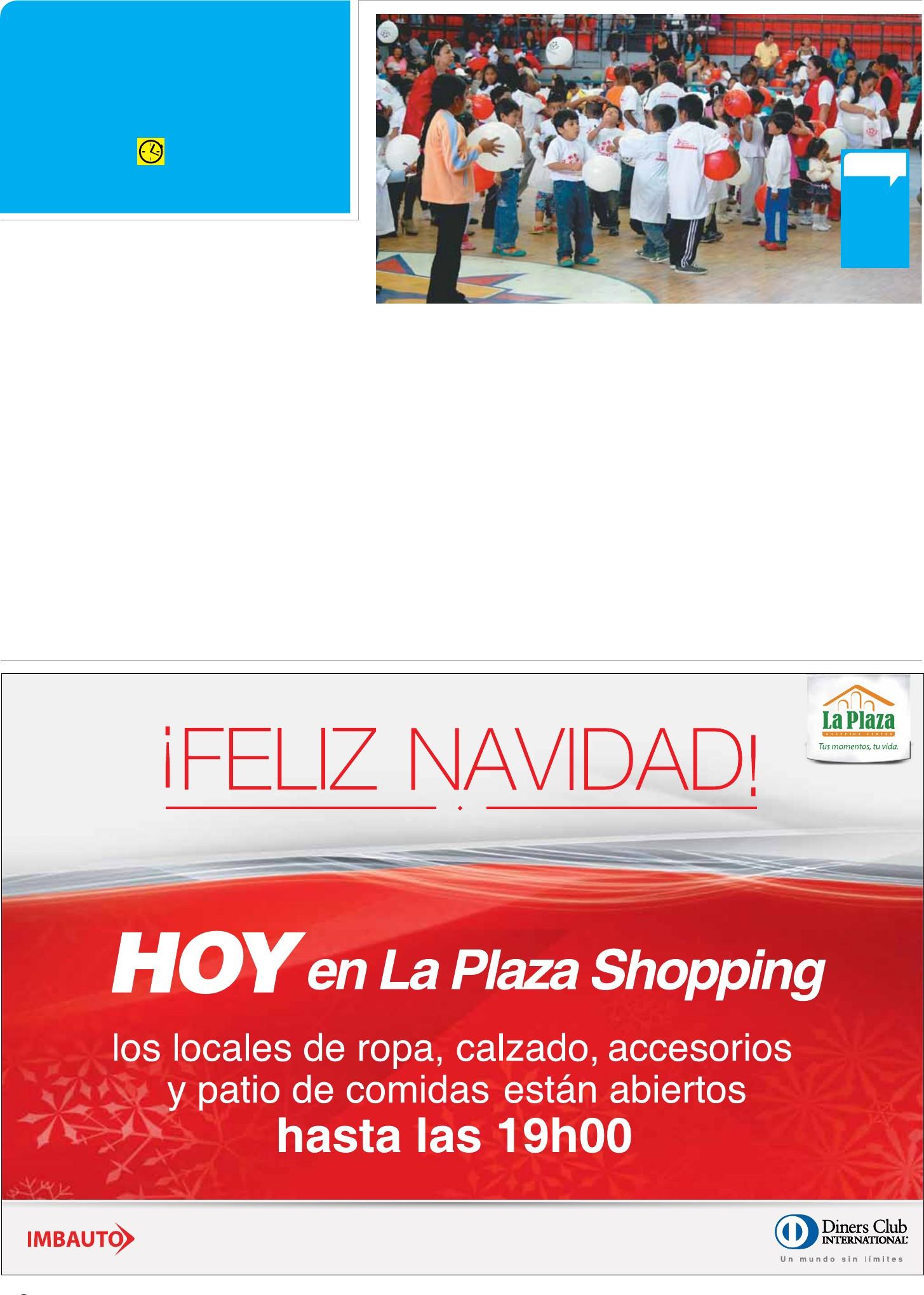 Calendario Feriados 2020 Ministerio Del Interior Más Recientemente Liberado La Hora Imbabura 25 Diciembre 2013