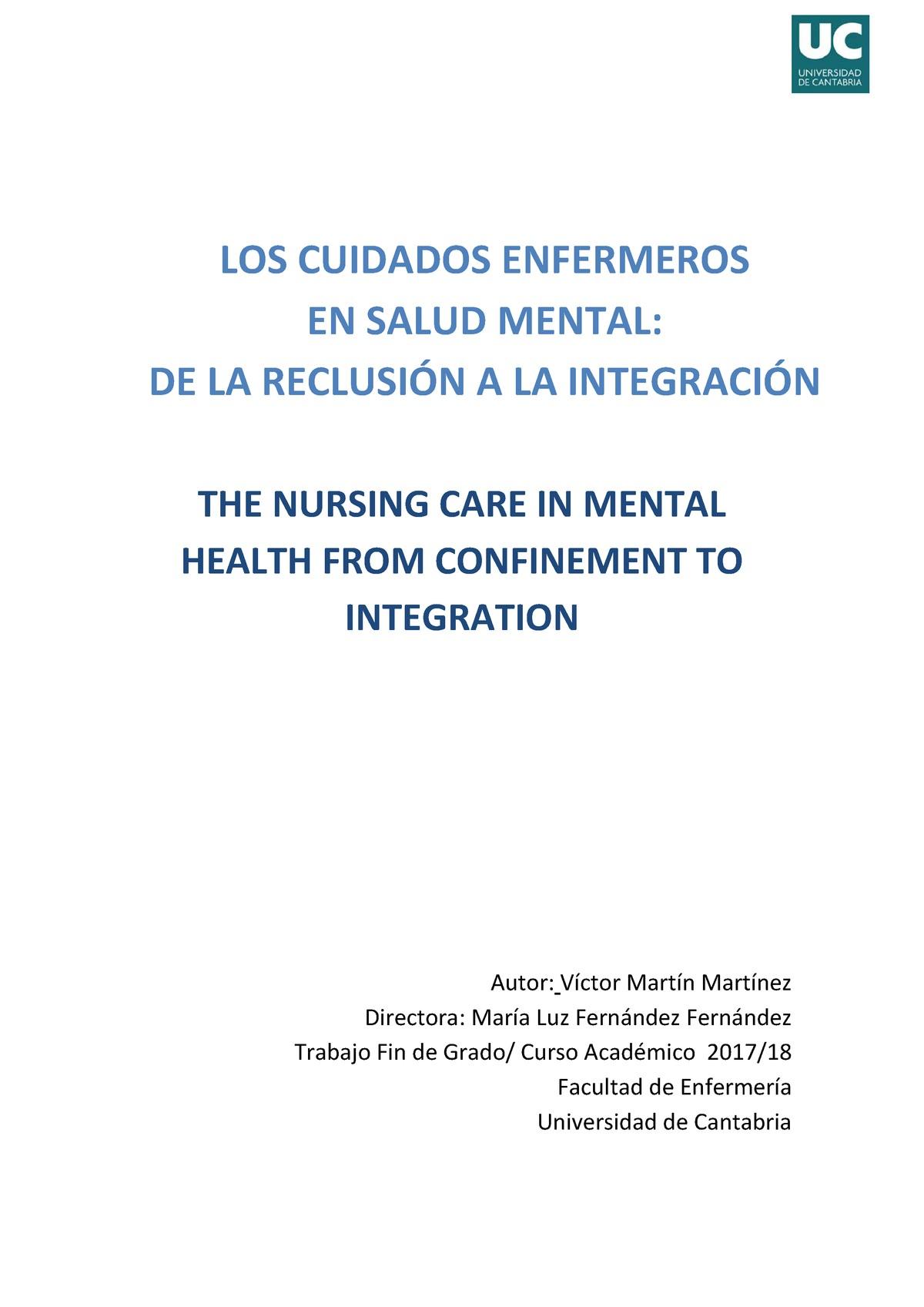LOS Cuidados Enfermeros 340 Public health StuDocu