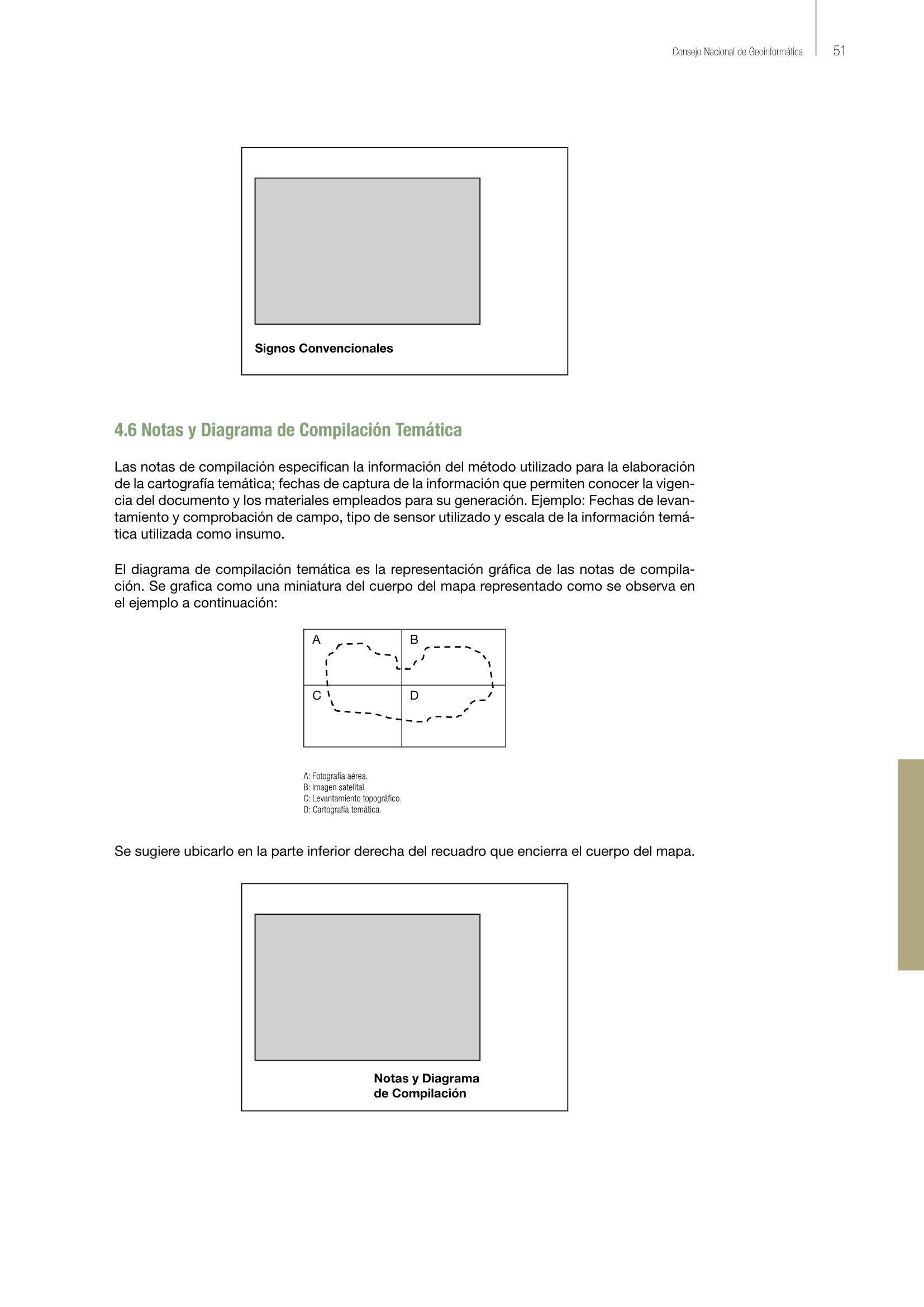 Calendario Para Imprimir Chile Recientes Estandares De Informacion Geografica Pages 51 100 Text