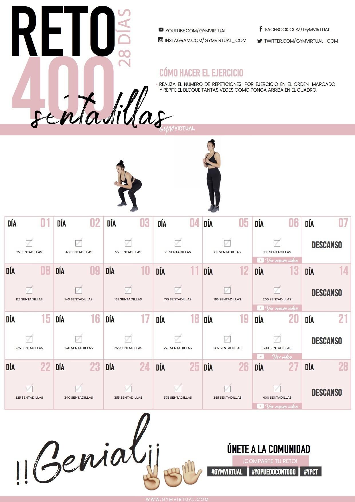 Calendario Para Imprimir Junio Y Julio 2019 Mejores Y Más Novedosos Gymvirtual Calendario Enero 2019
