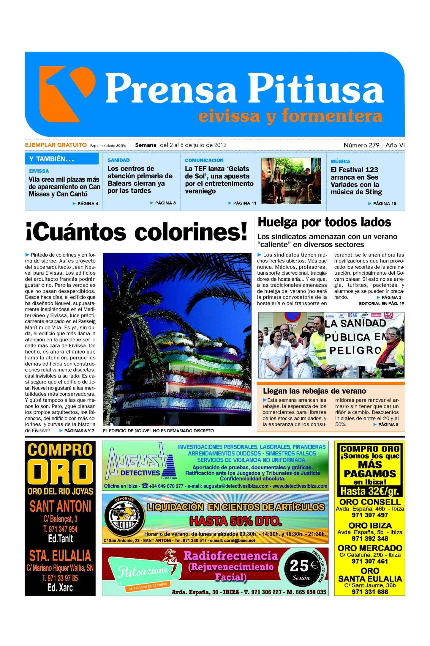 Imprimir Calendario De Google Actual Calaméo Prensa Pitiusa Edici³n 279 Of Imprimir Calendario De Google Más Recientes Calendario Festivos Colombia 2019 Takvim Kalender Hd