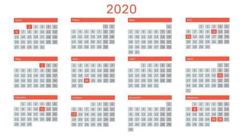 Calendario 2020 Chile Con Semanas Calendario 2019
