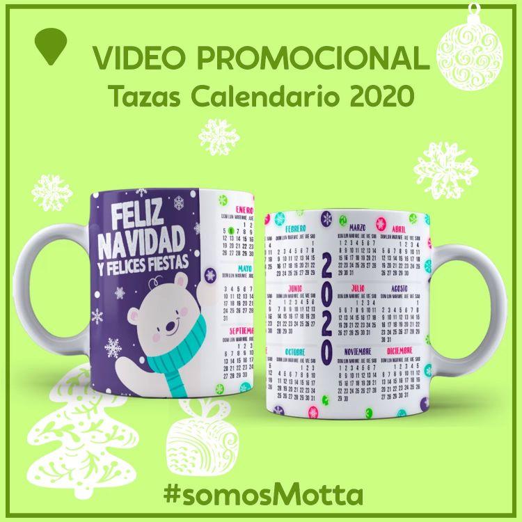 Calendario 2020 Editable Mejores Y Más Novedosos Dise±o Taza Calendario 2020 Para Sublimar [video] [video]