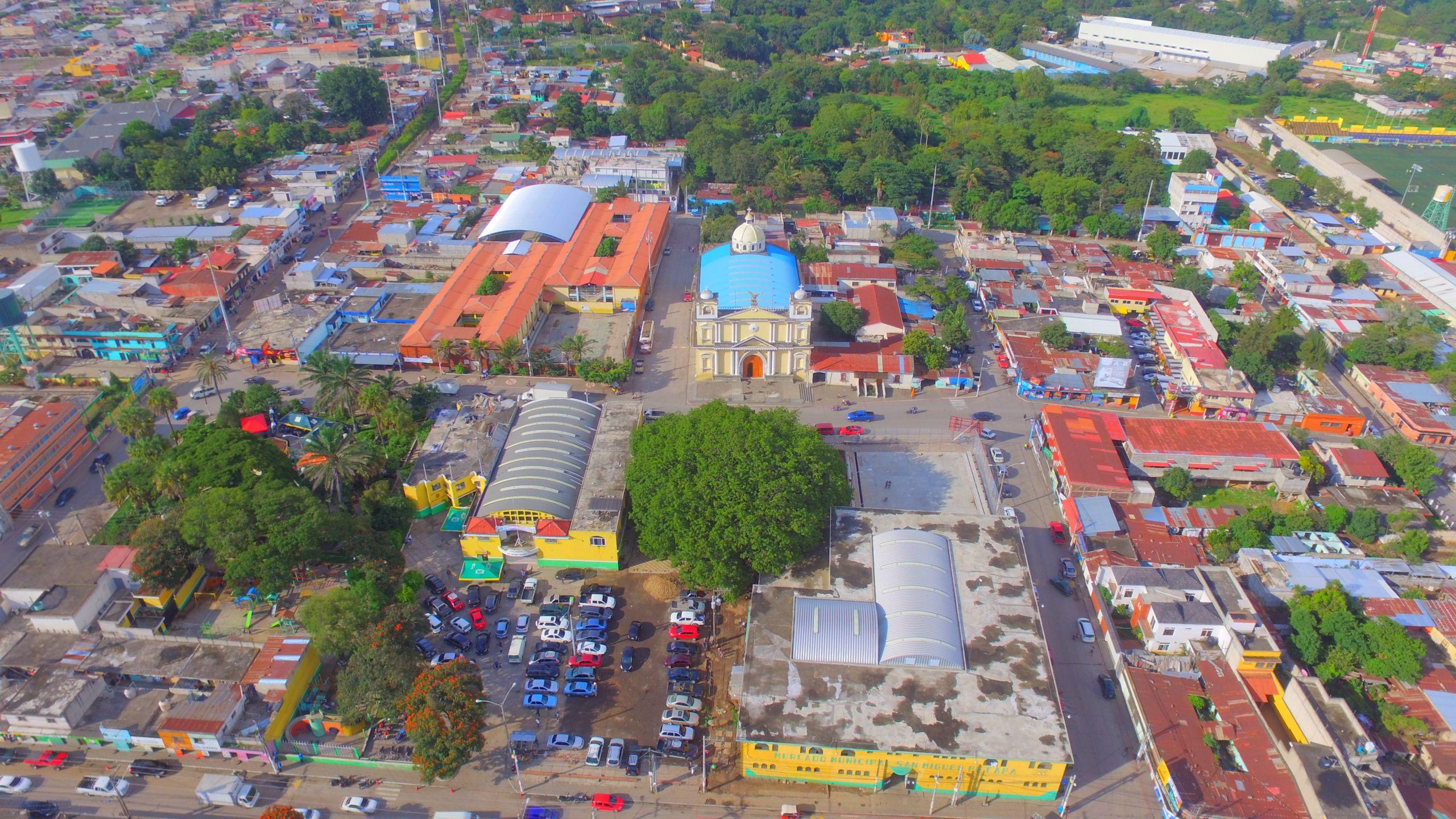 Parque San Miguel Petapa