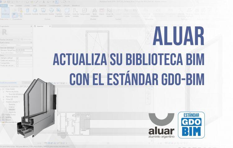 Calendario 2020 Junio Más Recientes Aluar Actualiza Su Biblioteca Bim Con El Estándar Gdo Bim