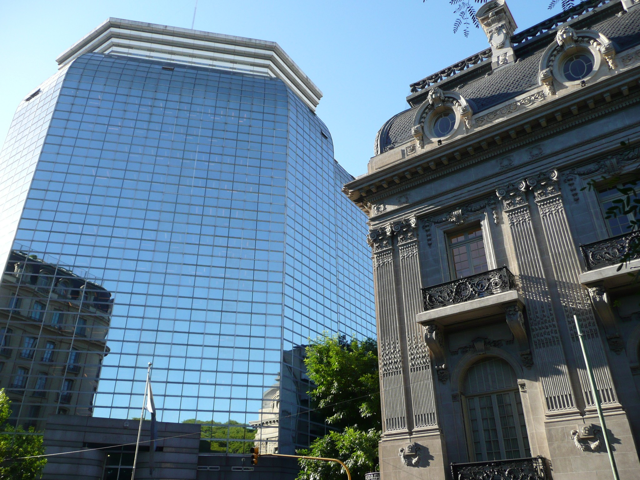 Edificio Cancilleria Buenos Aires
