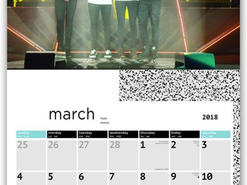 Calendario 2020 Mexico Sep Más Arriba-a-fecha E Direction 2018 12 X 12 Inch Monthly Square Wall Calendar