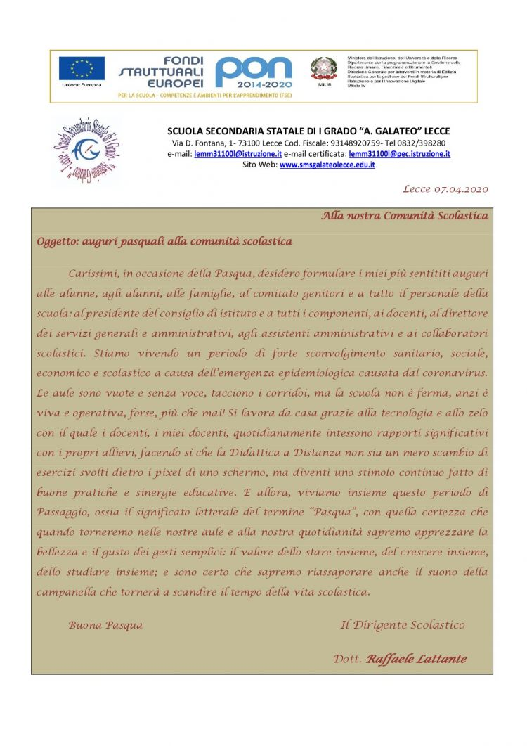 "Calendario 2020 Ottobre Más Arriba-a-fecha Scuola Secondaria Statale Di I Grado ""a Galateo"" – Lecce"