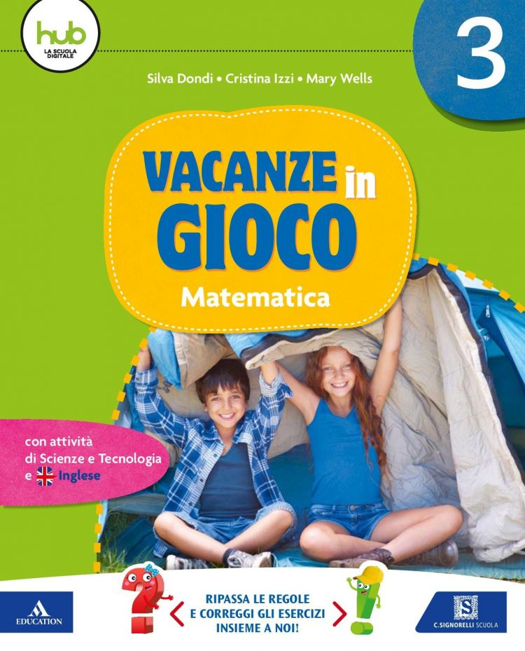 Calendario 2020 Pdf Más Actual Calaméo Vacanze In Gioco 3 Matematica