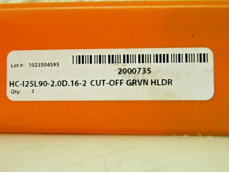 Calendario 2020 Uruguay Recientes Hertel Cut F Grooving tool Holder Hc I25l90 2 0d 16 2