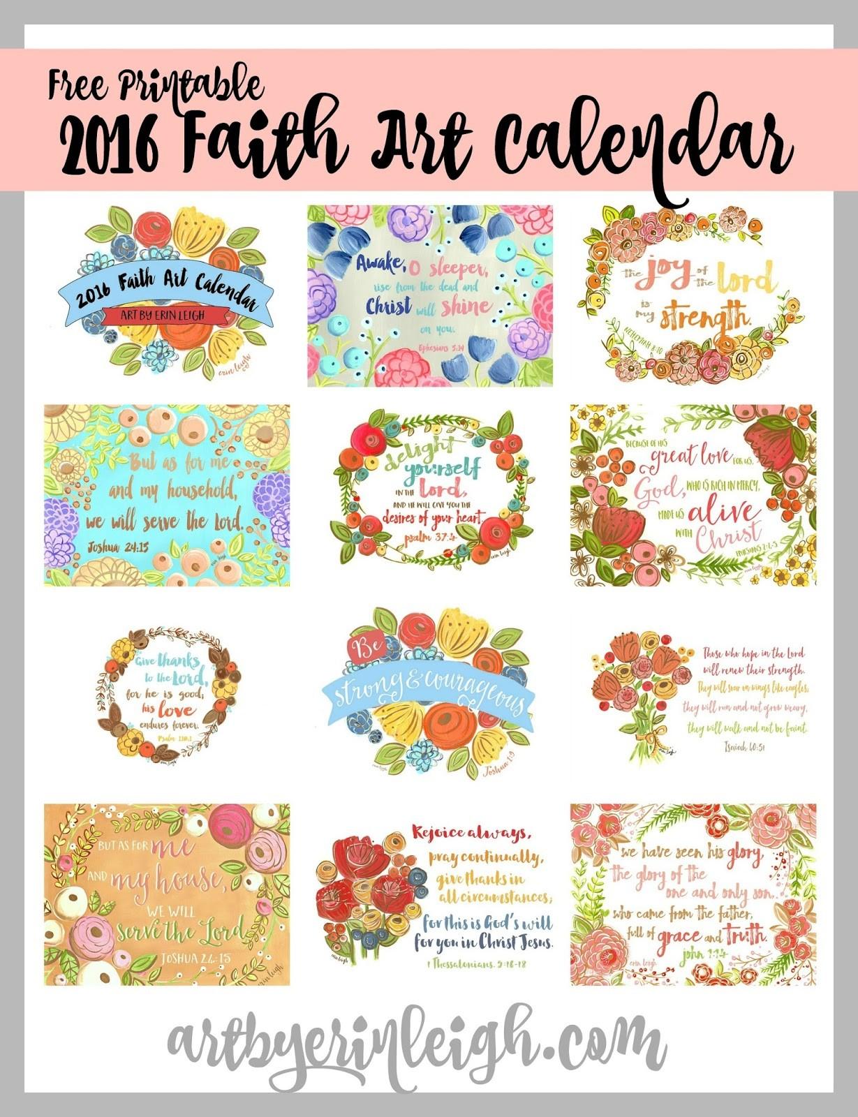 2016 calendarios imprimibles gratis 5c3e67e
