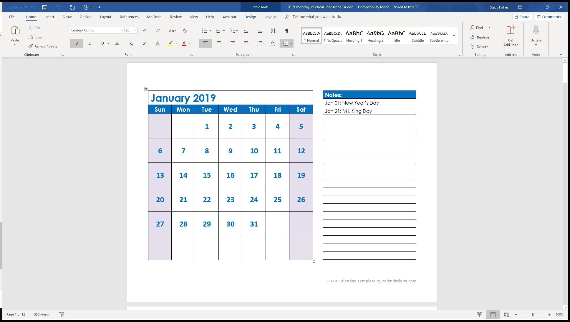 calendarlabs 5c0e9cddc9e77c0001a3029a