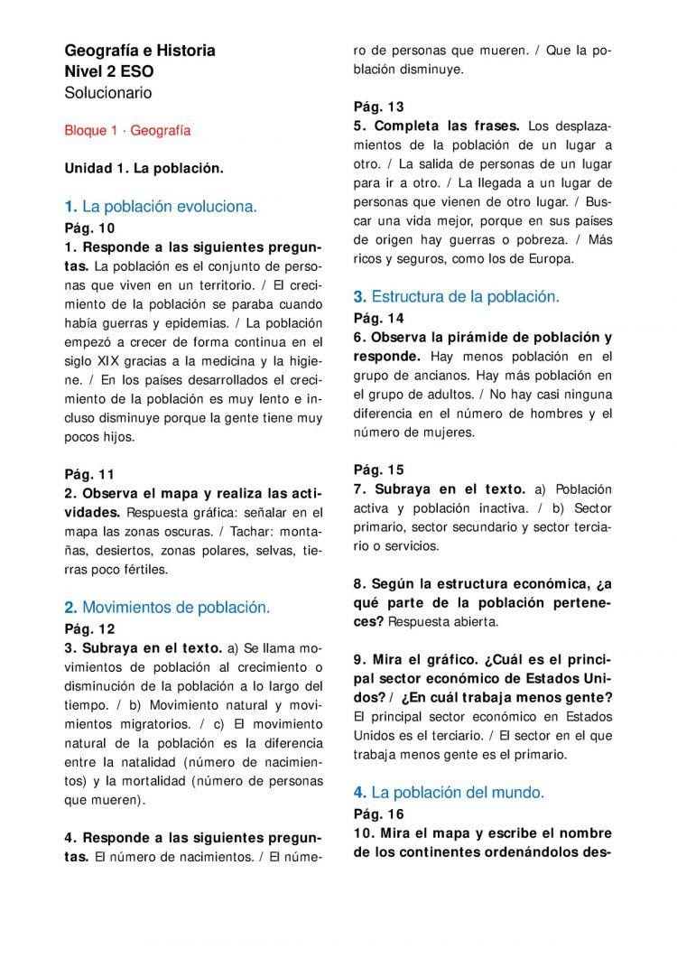 Calendario 2020 Zaragoza Actual solucionario Geografia Introduccion A La Geografa Uca