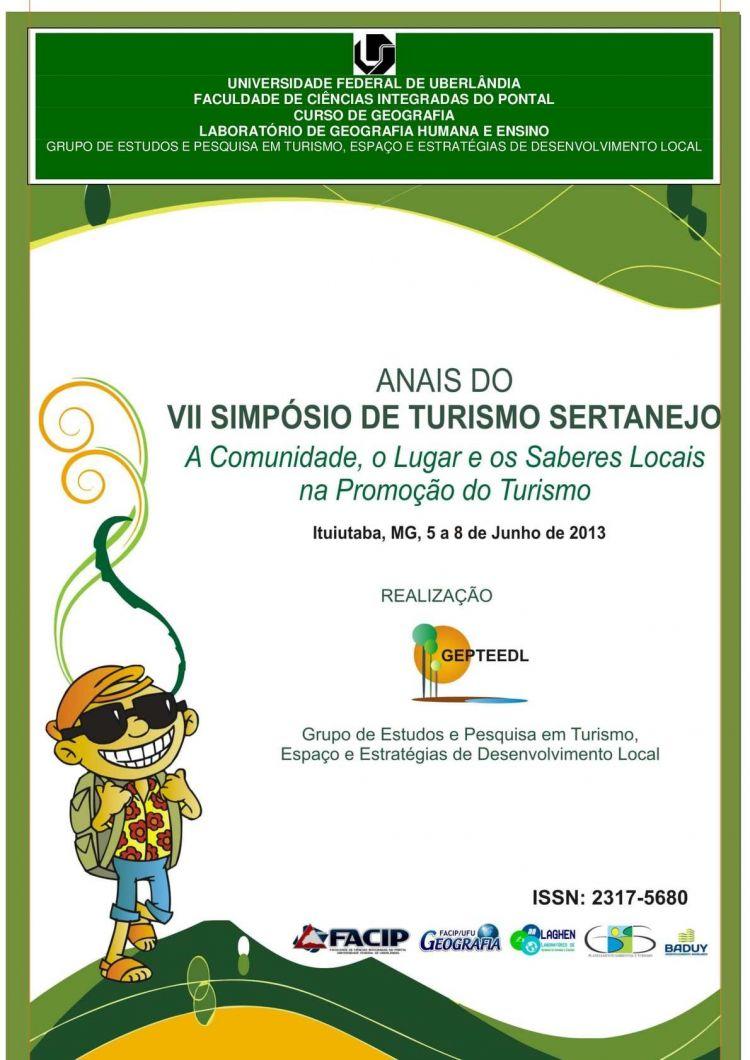 Calendário De 2020 Com todos Os Feriados Más Reciente Calaméo Anais Do Vii Simp³sio De Turismo Sertanejo