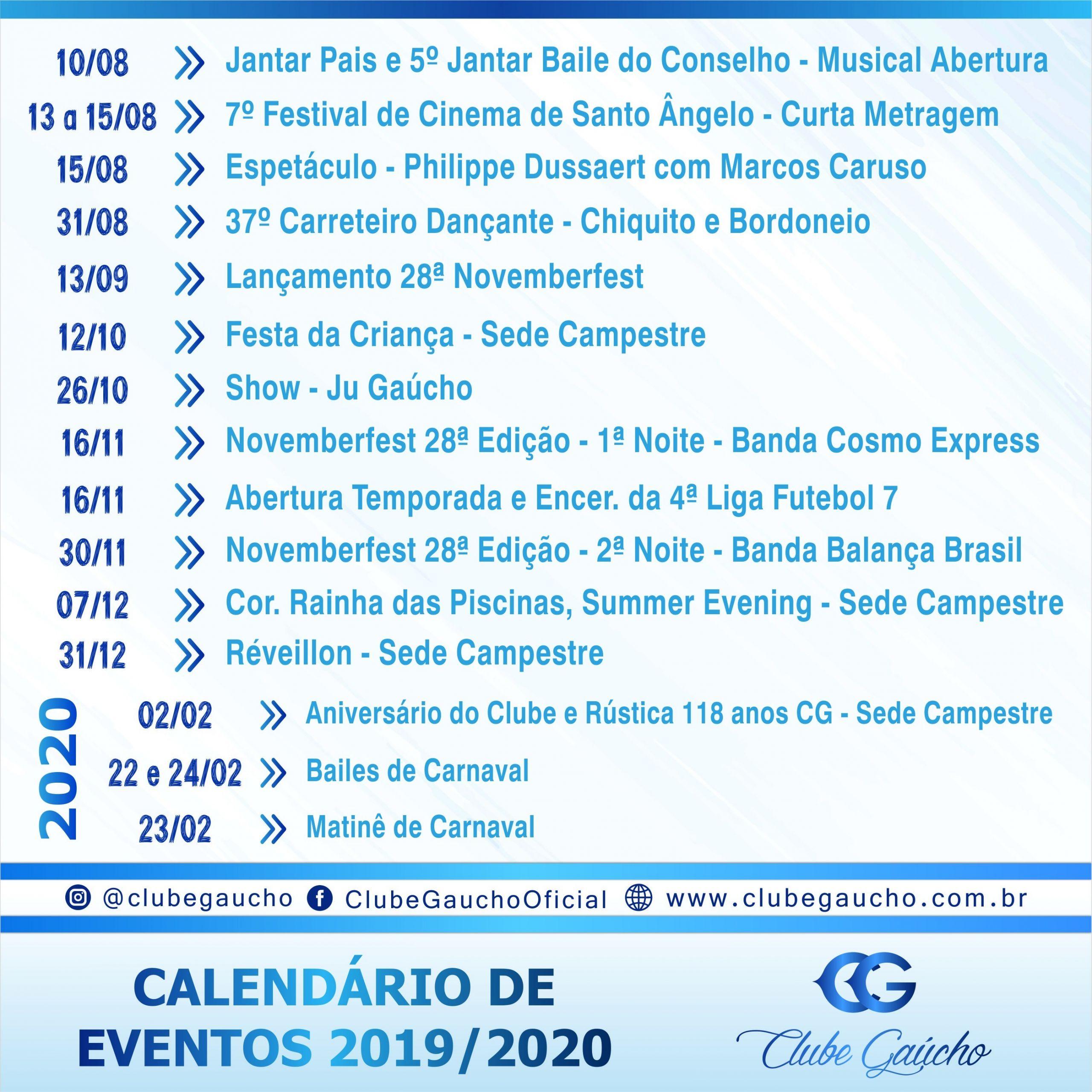 calendario 2020 oficial mas recientemente liberado calendario 2019 br arparis of calendario 2020 oficial