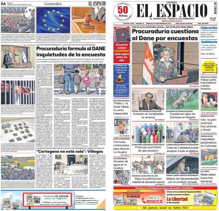 Calendario Winny 2020 Ganadores Más Reciente Diario El Espacio by Diario El Espacio issuu