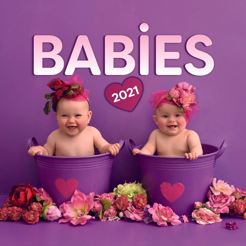 Babies Wall Calendar Presco Group MegaCalendars Front 57b 2abf 42b4 bddc f31bec8a7042