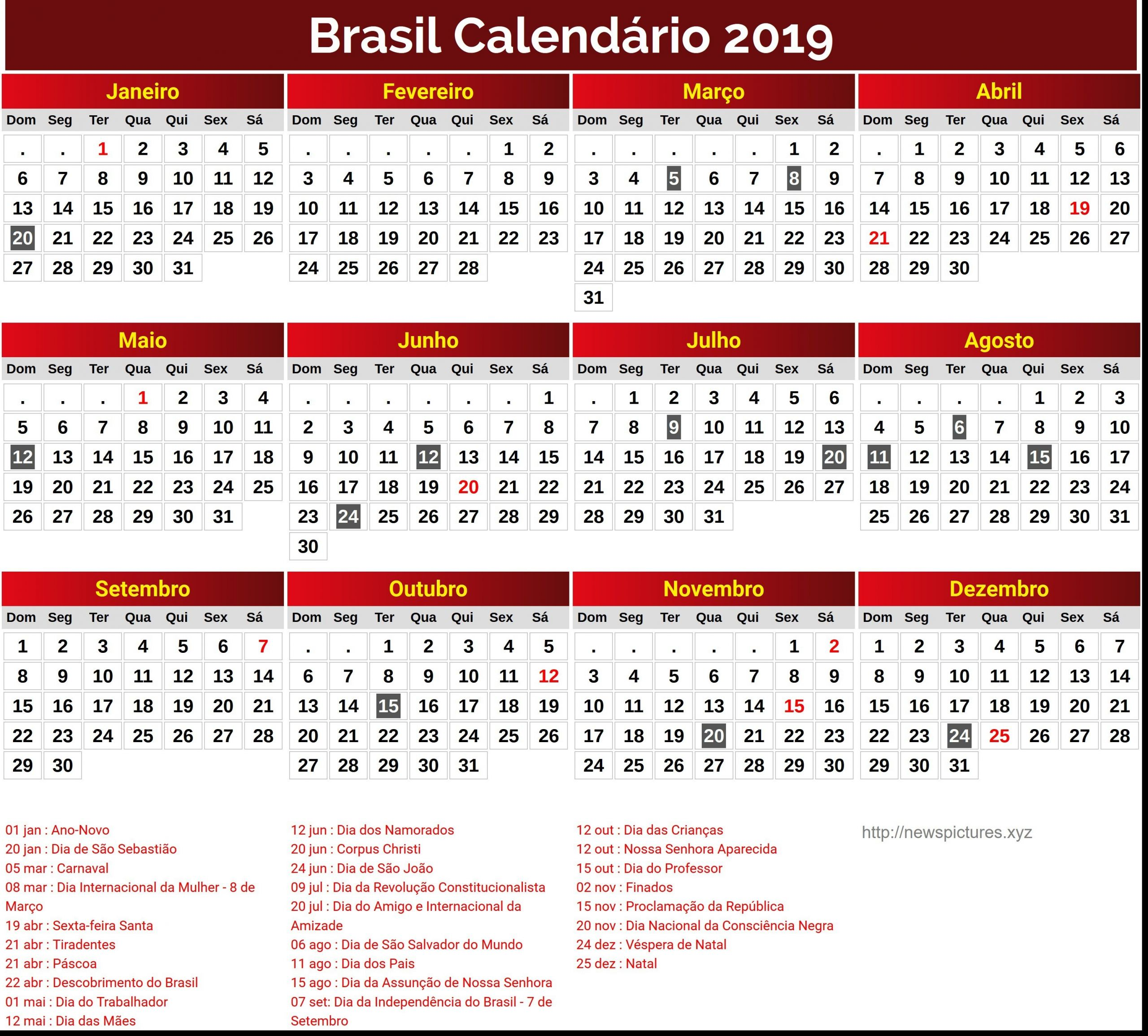 calendario 2019 para imprimir argentina con feriados gratis mas caliente evaluar calendario 2019 con sus feriados of calendario 2019 para imprimir argentina con feriados gratis