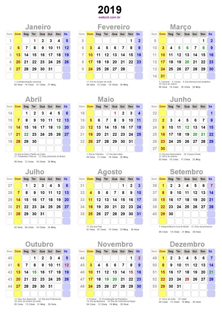 Calendario 2021 Enero Argentina Más Recientes Calendario 2019
